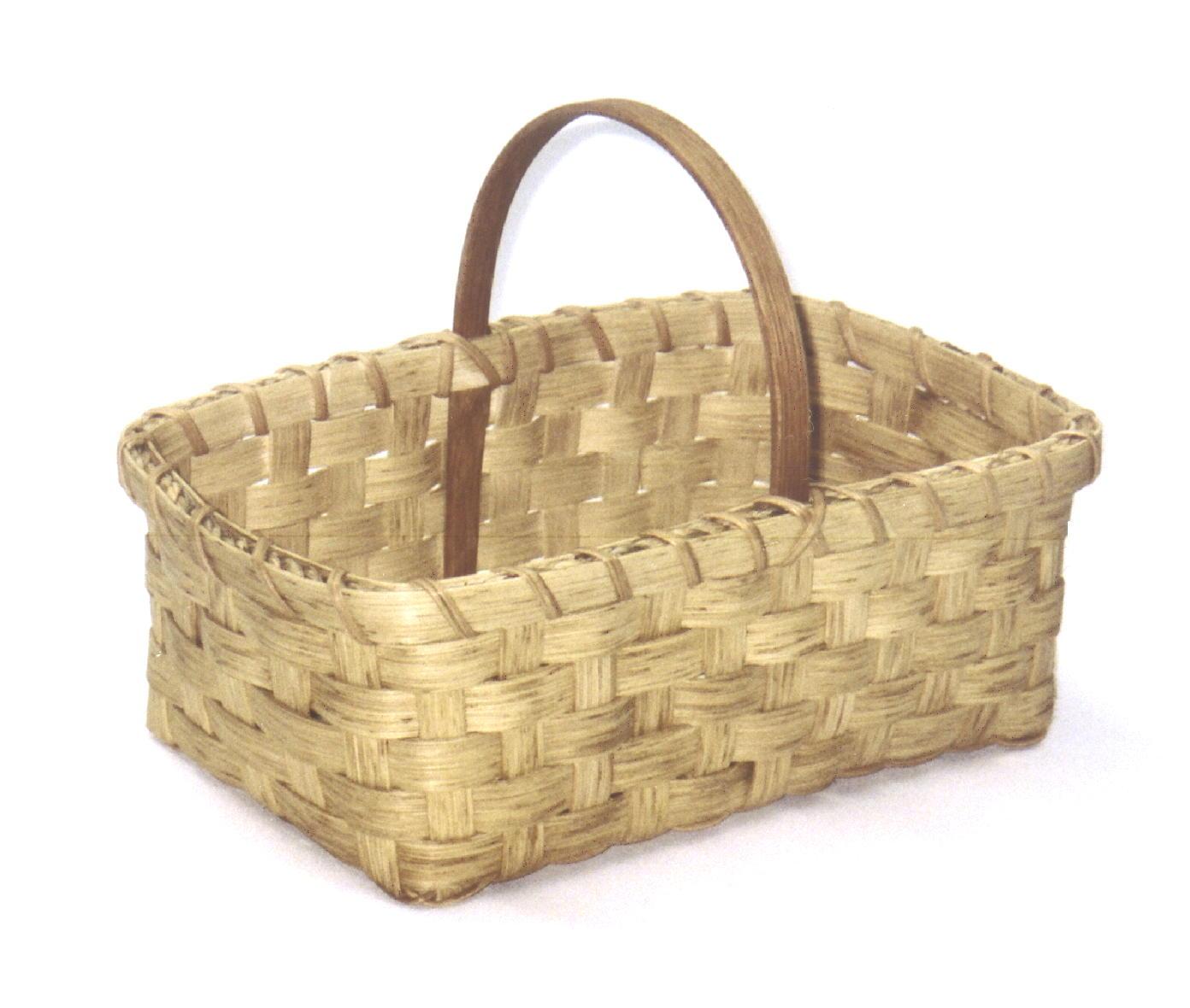 Woven Disc Basket : Just patterns highlights